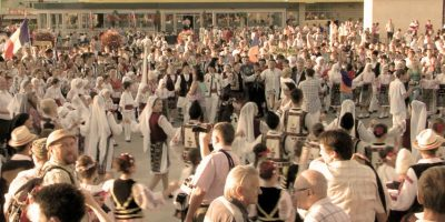FolkWay - International Folk Dance & Music Festival - Georgia, Tbilisi, June 2016