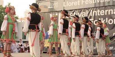 FolkWay - International Folk Dance Festival - Barcelona, Costa Brava, Lloret De Mar, 2016