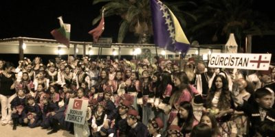 FolkWay - International Foca / Izmir Folk Dance Festival - Turkey, September 2016