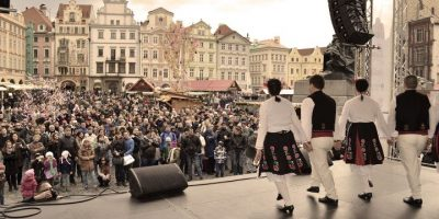 FolkWay - XIX International Folklore Festival, Prague, Czech Republic, 2016